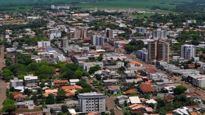 Palotina tem pouco mais de 31 mil habitantes e é conhecida como a capital nacional da soja