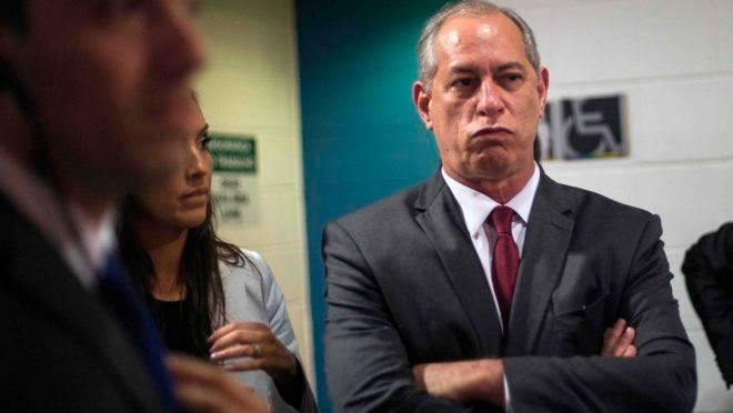 Ciro Gomes atacou Lula