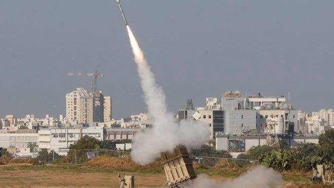 Sistema de Defesa de Israel