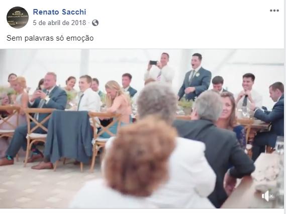 Vídeo em que Jon Bon Jovi canta de surpresa em um casamento, emocionando todos<br />
