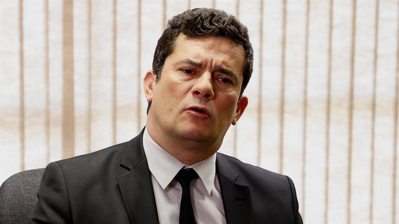 Ministro Sergio Moro falou com exclusividade com a Gazeta do Povo