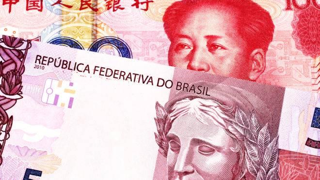 A China é o principal destino das exportações brasileiras, com fatia mais de duas vezes maior que a dos Estados Unidos