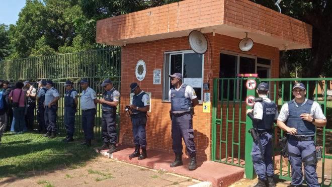 Grupo pró-Guaidó ocupou a embaixada da Venezuela em Brasília
