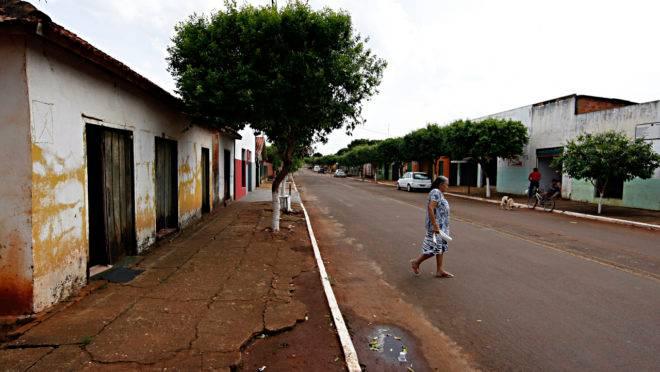 Jardim Olinda é um dos menores municípios do Paraná: só tem 1,3 mil moradores e não tem arrecadação própria suficiente