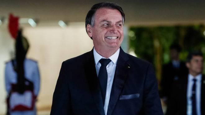 Bolsonaro: viagem à Índia