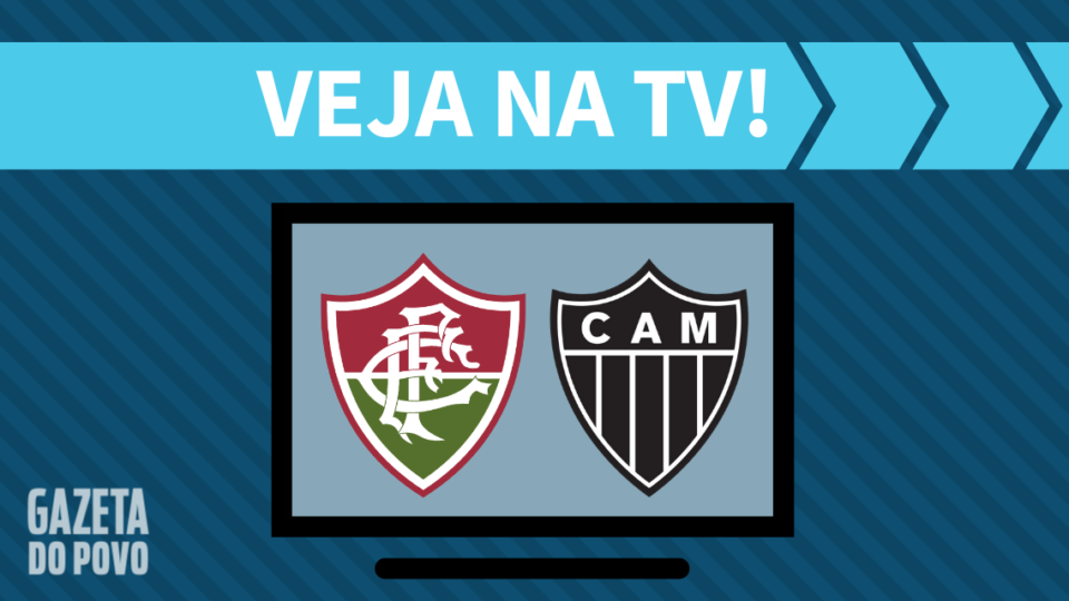Fluminense x Atlético-MG AO VIVO: como assistir ao jogo na TV