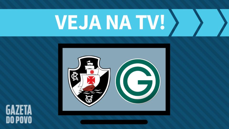 Vasco x Goiás AO VIVO: como assistir ao jogo na TV