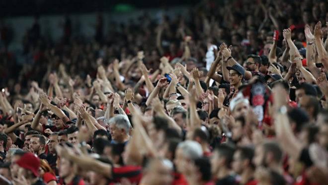 Athletico lançou promoção de ingressos contra o Botafogo
