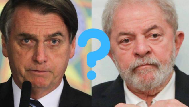 Bolsonaro, Lula e o futuro do centro na política