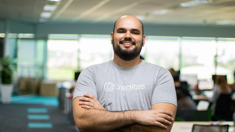 Ramires Paiva, vice-presidente de consignado privado da Creditas