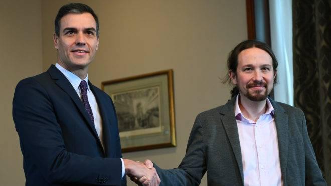 Esquerda espanhola se une