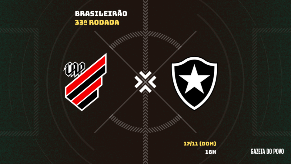 Ainda em busca do G6, Athletico enfrenta o Botafogo em jogo com promoção de ingressos