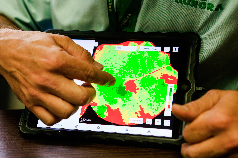 O setor agrícola está interligado a uma série de profissionais das engenharias para produzir e se desenvolver.