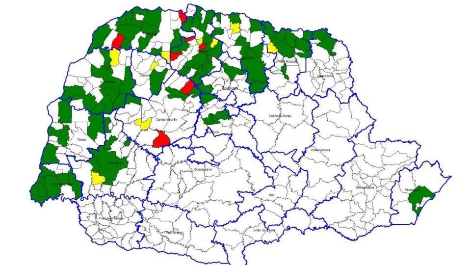 Casos de dengue crescem 20% em uma semana; Curitiba tem 1º registro de chikungunya