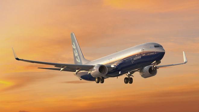 Autoridades dos EUA pedem redesenho de componente do Boeing 737 Next-Generation