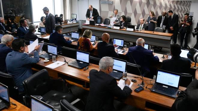 CCJ do Senado discute prisão em 2ª instância
