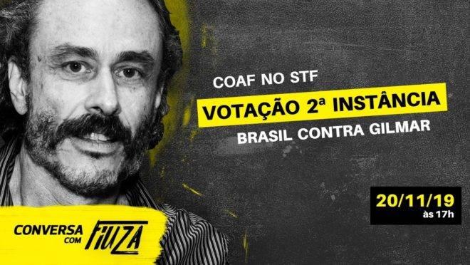 Brasil que odiava Gilmar, que amava o PT, que odiava o Brasil…