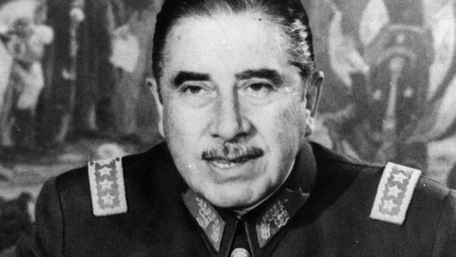 Alesp: homenagem a Pinochet