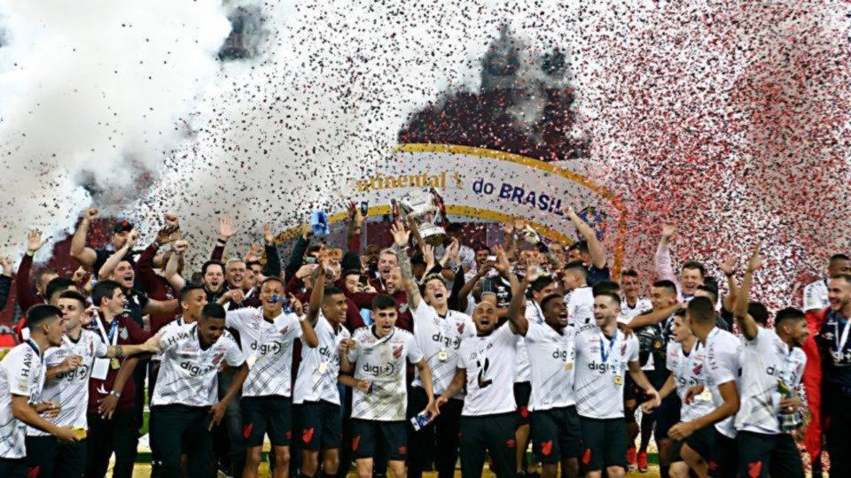 Jogo do Athletico pela Supercopa do Brasil pode ter nova data