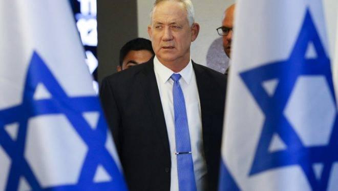 O líder da aliança Azul e Branco e general aposentado Benny Gantz informou ao presidente de Israel que não conseguiu formar um governo de coalizão