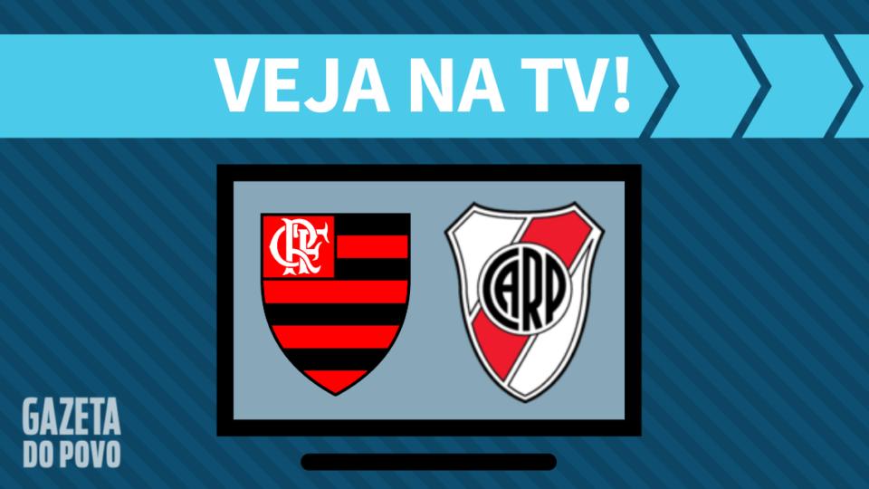 Flamengo x River Plate AO VIVO: saiba como assistir ao jogo na TV