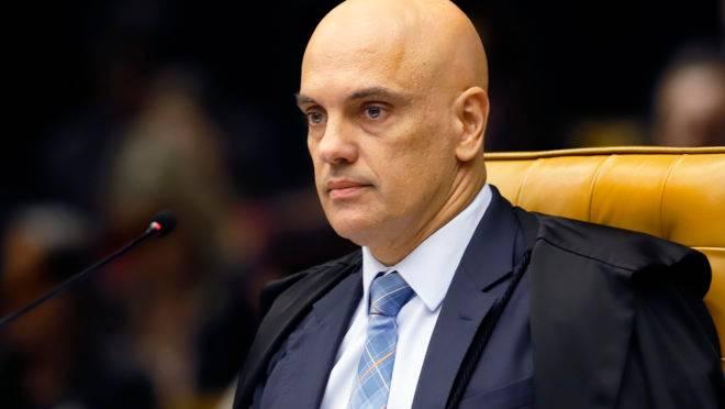Ministro Alexandre de Moraes considera constitucional e lícito o compartilhamento de dados da Receita Federal com o MP