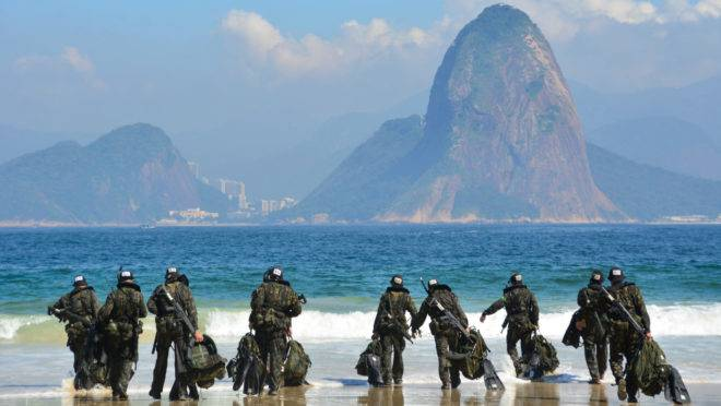 Forças Armadas do Brasil: posição no ranking mundial das potências militares