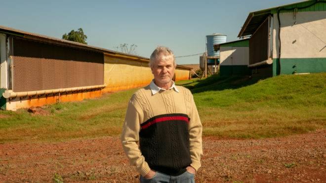 Roque Besen é produtor rural em Santa Helena, no Oeste do Paraná