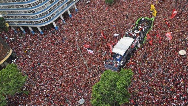 Após Libertadores, Flamengo é campeão do Brasileirão 2019