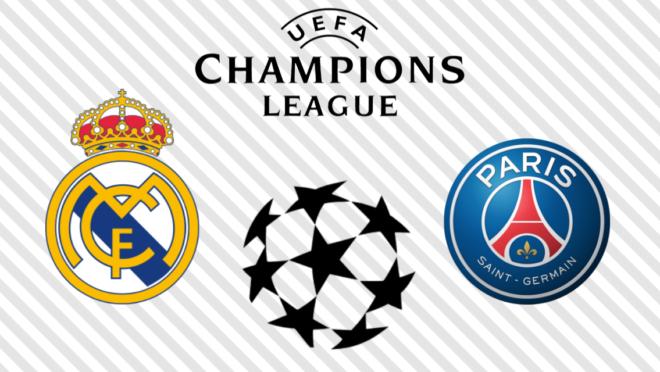 Real Madrid x PSG: veja na TV