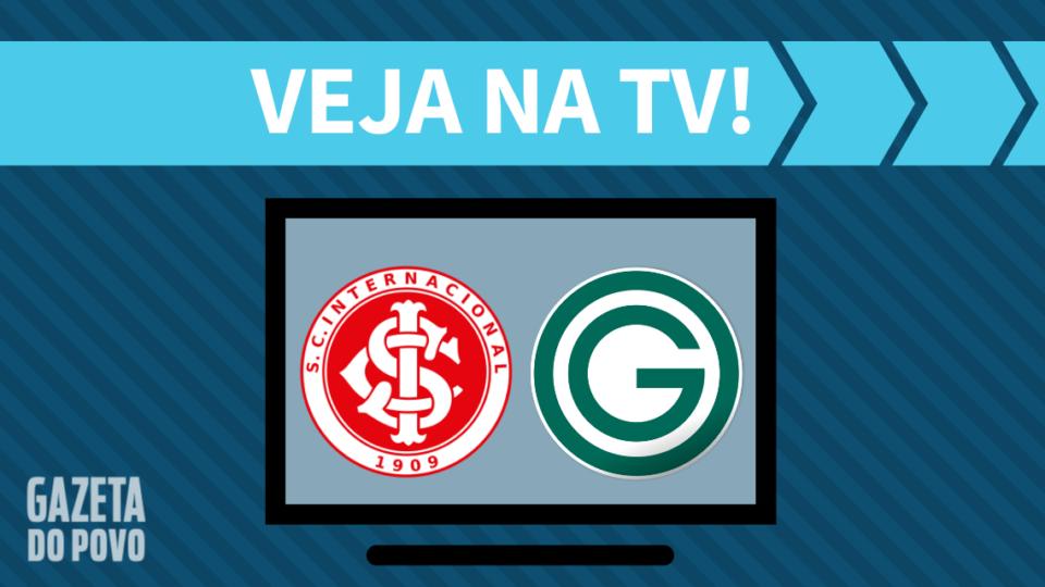 Internacional x Goiás AO VIVO: como assistir ao jogo na TV