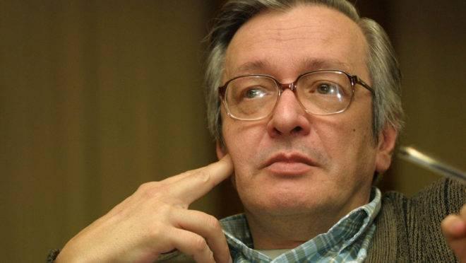 O filósofo Olavo de Carvalho.
