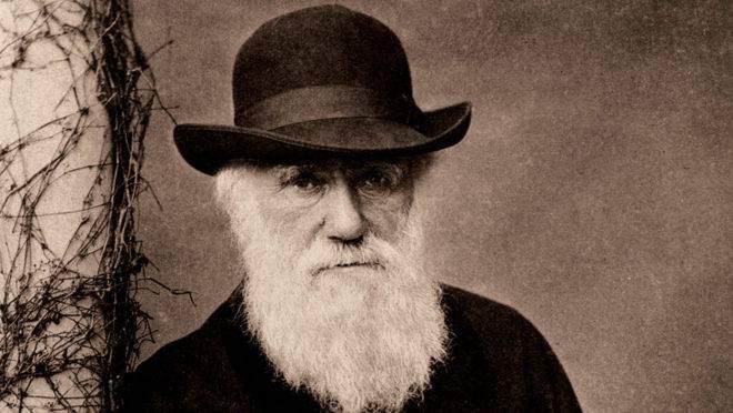 Charles Darwin, autor da teoria da evolução.