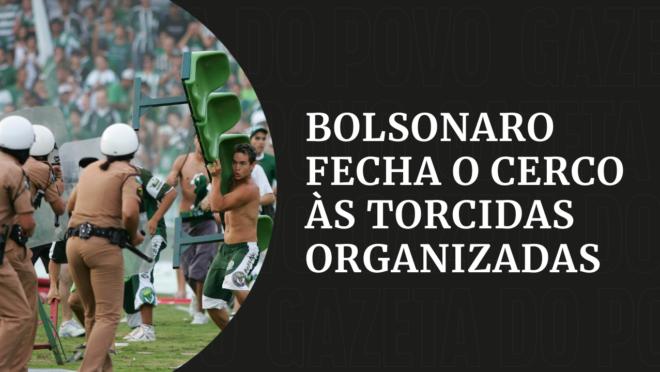 Estatuto do torcedor: Bolsonaro