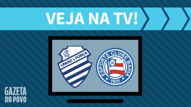 CSA x Bahia: veja na TV