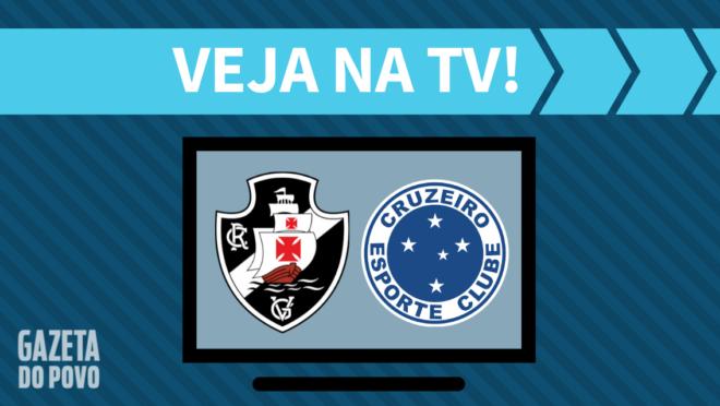 Vasco x Cruzeiro: veja na TV