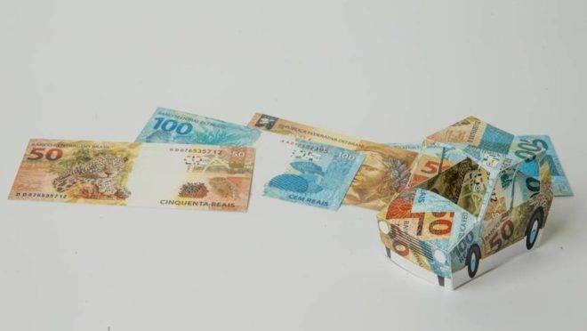 Créditos do programa Nota Paraná foram usados para pagar o IPVA 2020.