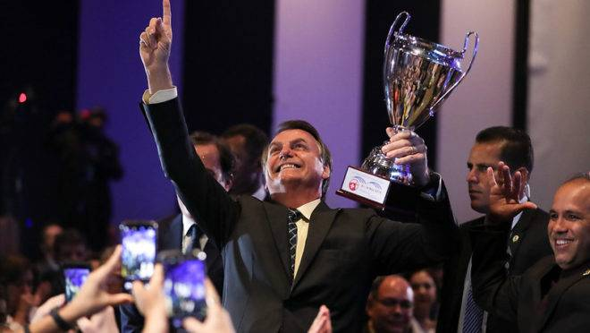 Presidente Jair Bolsonaro vai completar um ano de mandato no dia 1º de janeiro.