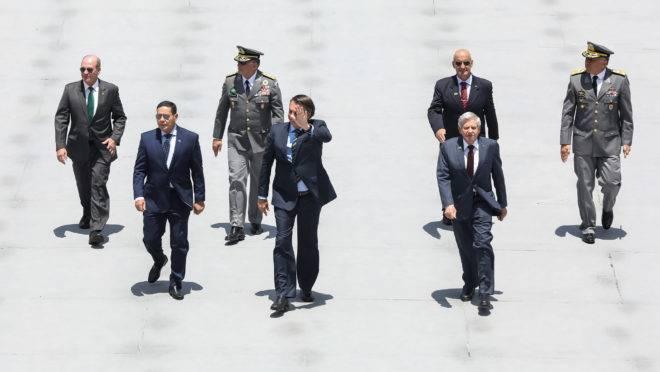 Entrevista à Record: Bolsonaro