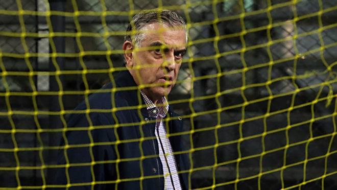 Mario Celso Petraglia ainda não definiu a que cargo concorrerá no Athletico