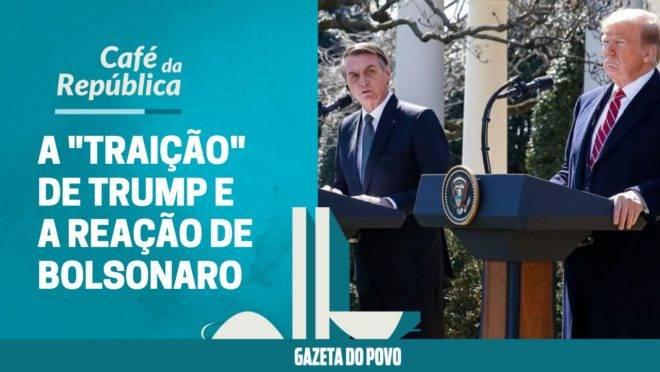 """O que está por trás da """"traição"""" de Trump. E a reação do governo Bolsonaro"""
