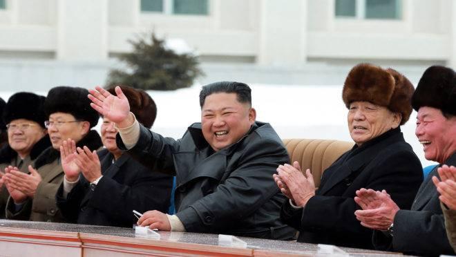 Ditador norte-coreano Kim Jong-un