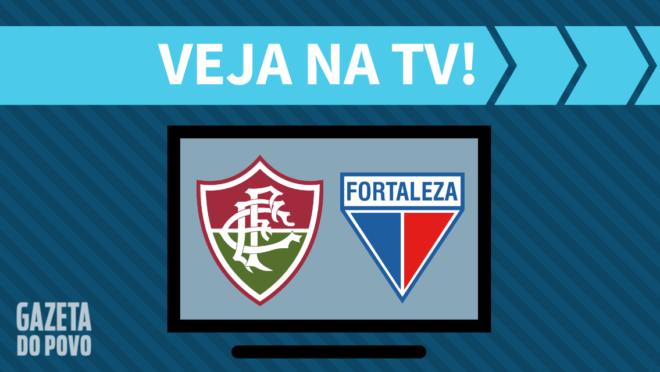 Fluminense x Fortaleza: veja na TV