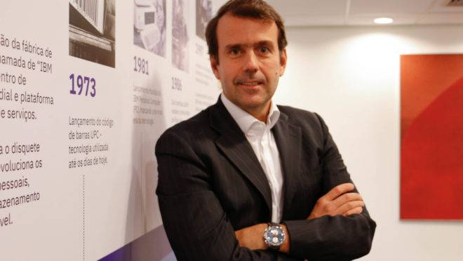 Tonny Martins, presidente da IBM Brasil.