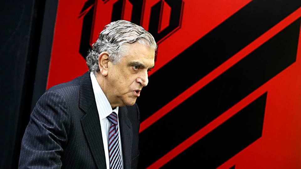 Com Petraglia candidato, eleição do Athletico não terá bate-chapa
