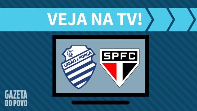 CSA x São Paulo: veja na TV
