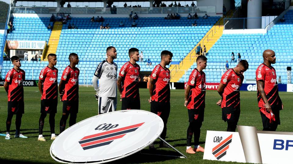 Grana alta! Veja quanto Athletico fatura pela 5ª posição no Brasileirão