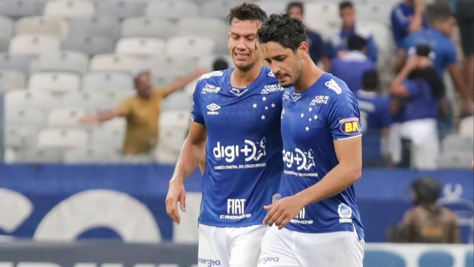 Rebaixado no Brasileirão, Cruzeiro teve apenas o que mereceu