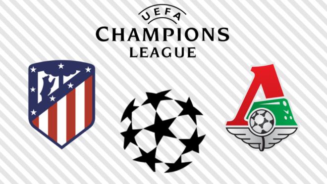 Atlético de Madrid x Lokomotiv Moscou: veja na TV