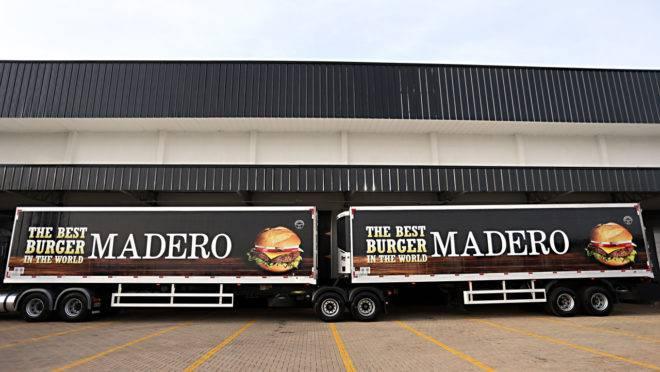 Fábrica do Grupo Madero em Ponta Grossa (PR).